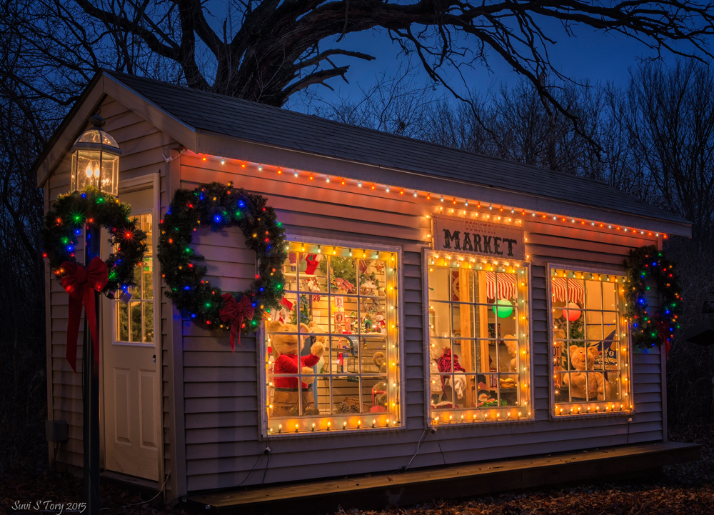 country christmas trail - Country Christmas
