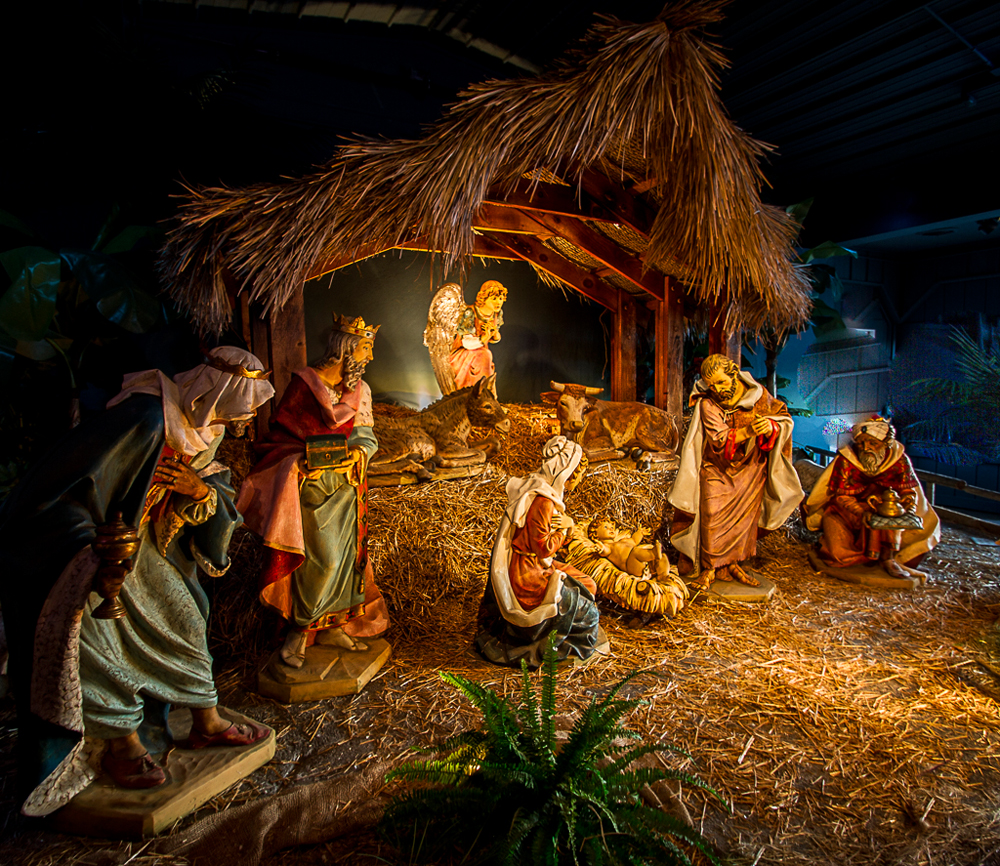 country christmas streets of bethlehem - Country Christmas
