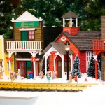 Country Christmas Christmas Village