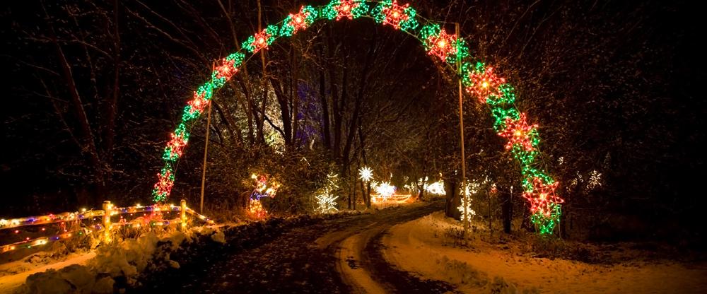 christmas lights displays photo gallery country christmas - Country Springs Christmas Lights